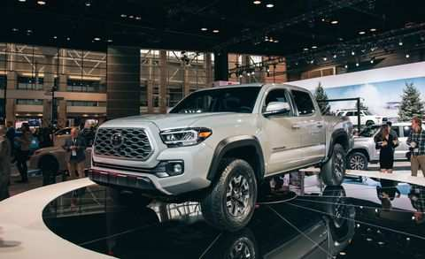 77 Best Toyota Tacoma 2020 Colors Review