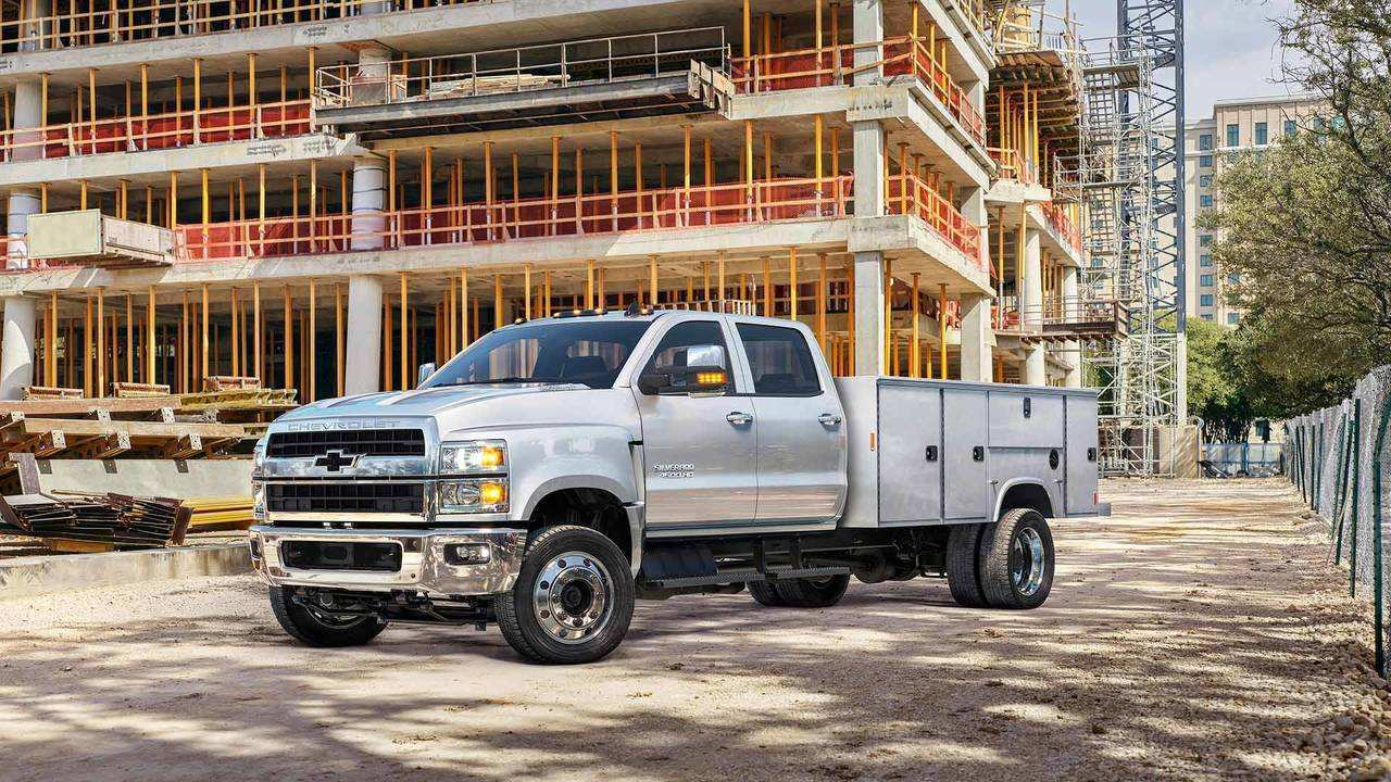 77 New 2019 Chevrolet Heavy Duty Trucks Exterior