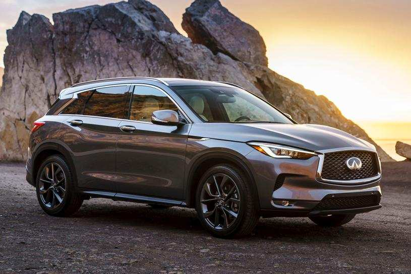 77 New 2019 Infiniti Qx50 Weight Release Date And Concept