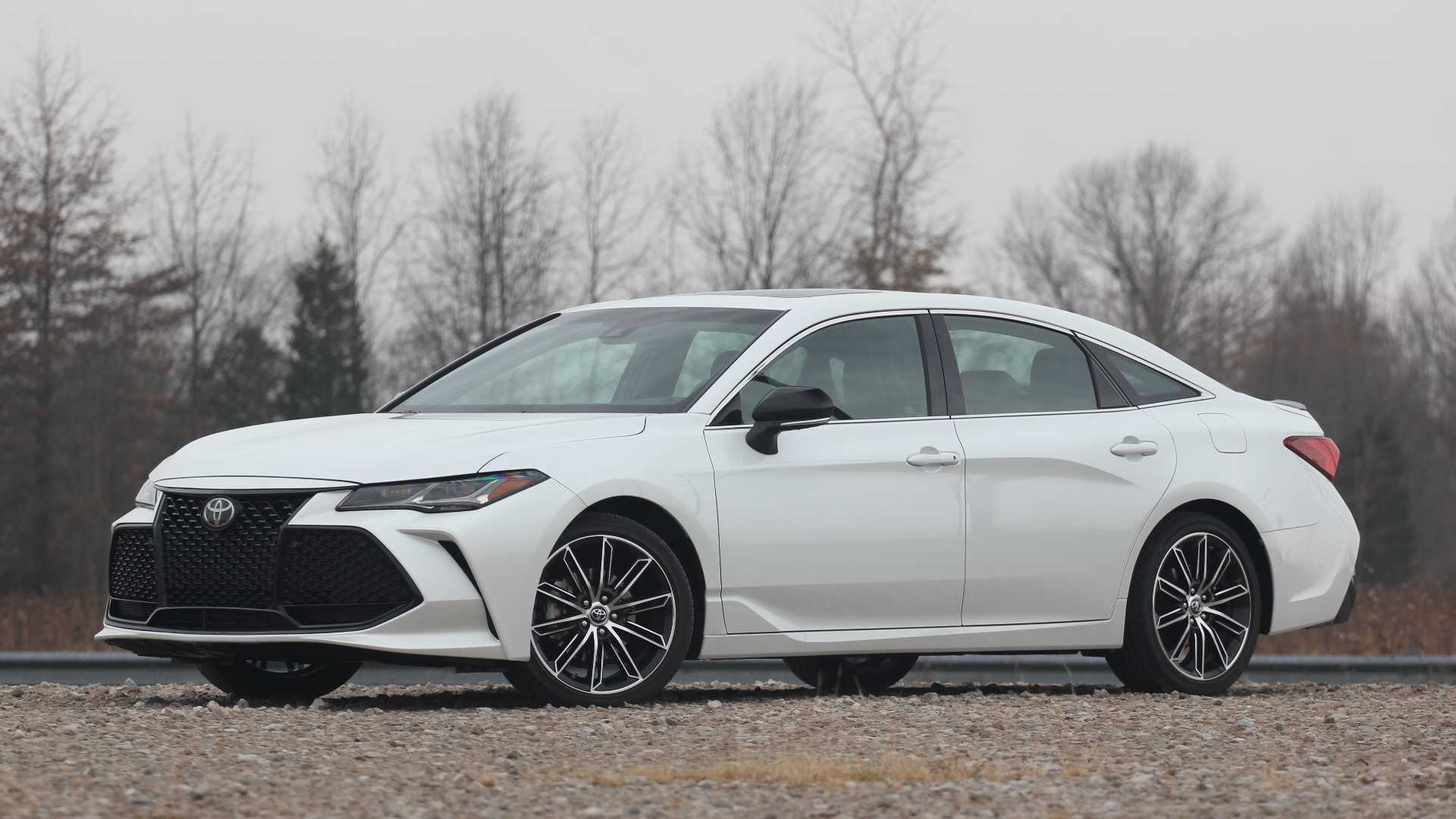 77 New 2019 Toyota Avalon Review Pictures