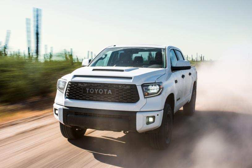 77 New 2019 Toyota Tundra Redesign Price And Review
