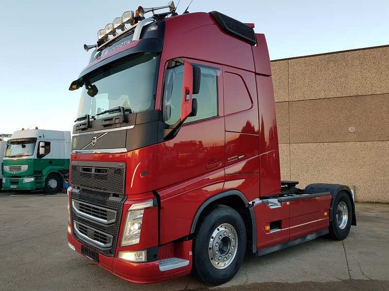 77 New 2019 Volvo Fh Performance