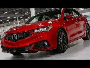 77 New 2020 Acura Tlx Update Release Date