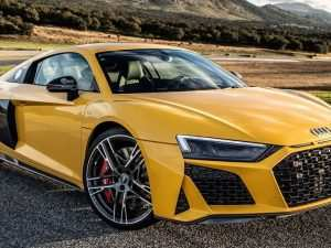 77 New 2020 Audi R8 V10 Plus First Drive