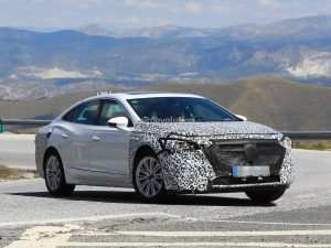 2020 Buick Lacrosse China