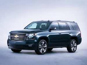 77 New 2020 Chevrolet Tahoe Redesign Specs and Review