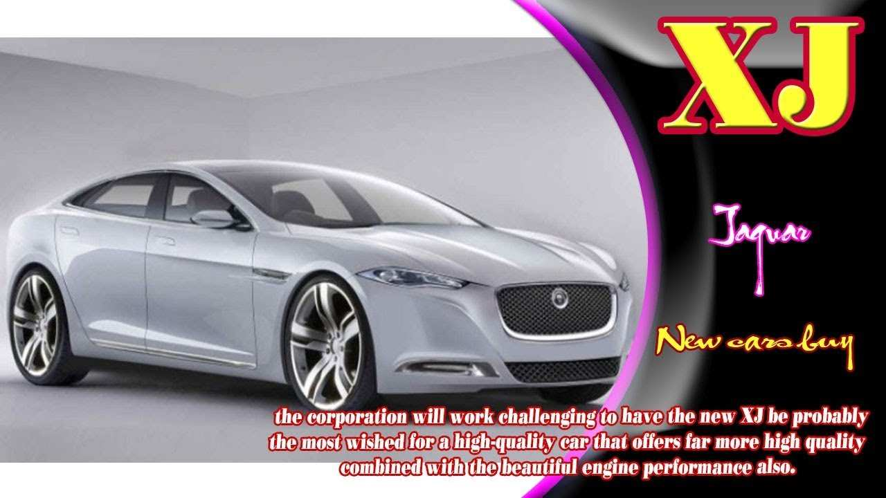 77 New 2020 Jaguar Xj Redesign New Concept
