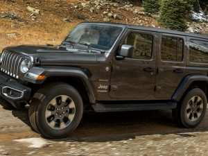 77 New 2020 Jeep Wrangler Jl Photos