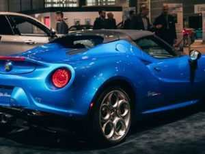 77 New Alfa Spider 2020 Specs and Review