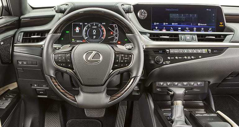 77 New Lexus 2019 Es Interior Pictures