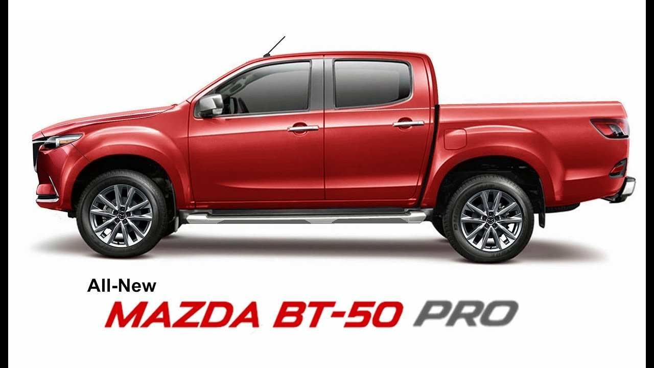 77 New Mazda Bt 2020 Rumors
