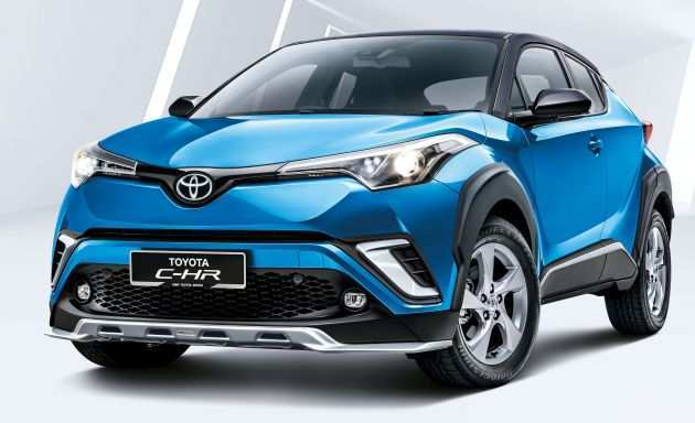 77 New New Toyota 2019 Models Interior