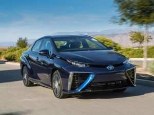 77 New Toyota Mirai 2020 Review and Release date