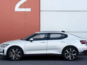77 New Volvo Electric By 2020 Exterior