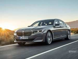 77 The 2019 Bmw 7 Series Changes Spesification