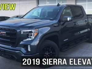 77 The 2019 Gmc Elevation Performance and New Engine