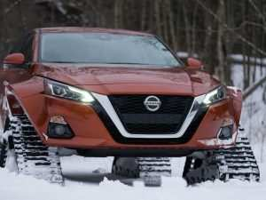 77 The 2019 Nissan Altima Concept Release Date