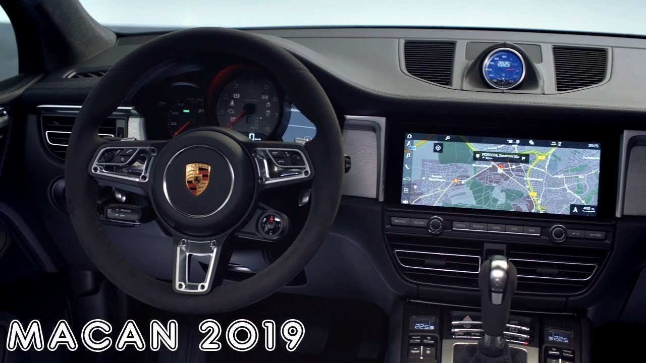77 The 2019 Porsche Macan Interior Performance And New Engine