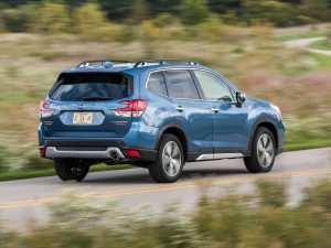 77 The 2019 Subaru Outback Next Generation Overview
