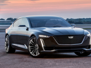77 The 2020 Cadillac Convertible Picture