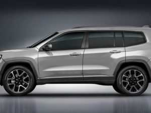 77 The 2020 Jeep Commander Picture