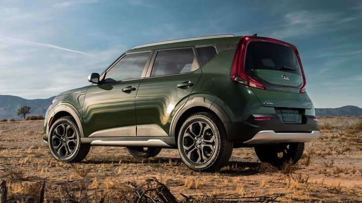 77 The 2020 Kia Soul X Line Research New