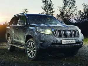 77 The 2020 Toyota Land Cruiser 200 First Drive