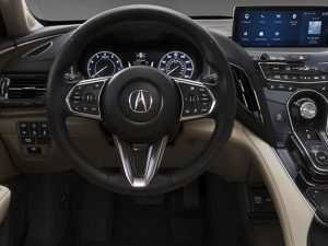 77 The Best 2019 Acura Rdx Preview Redesign and Concept