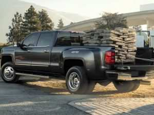 2019 Chevrolet Heavy Duty Trucks