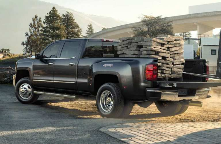 77 The Best 2019 Chevrolet Heavy Duty Trucks Configurations