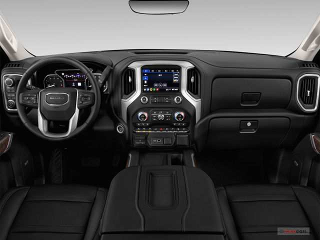 77 The Best 2019 Gmc 1500 Interior Specs And Review