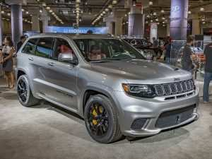 77 The Best 2019 Jeep Trackhawk Style