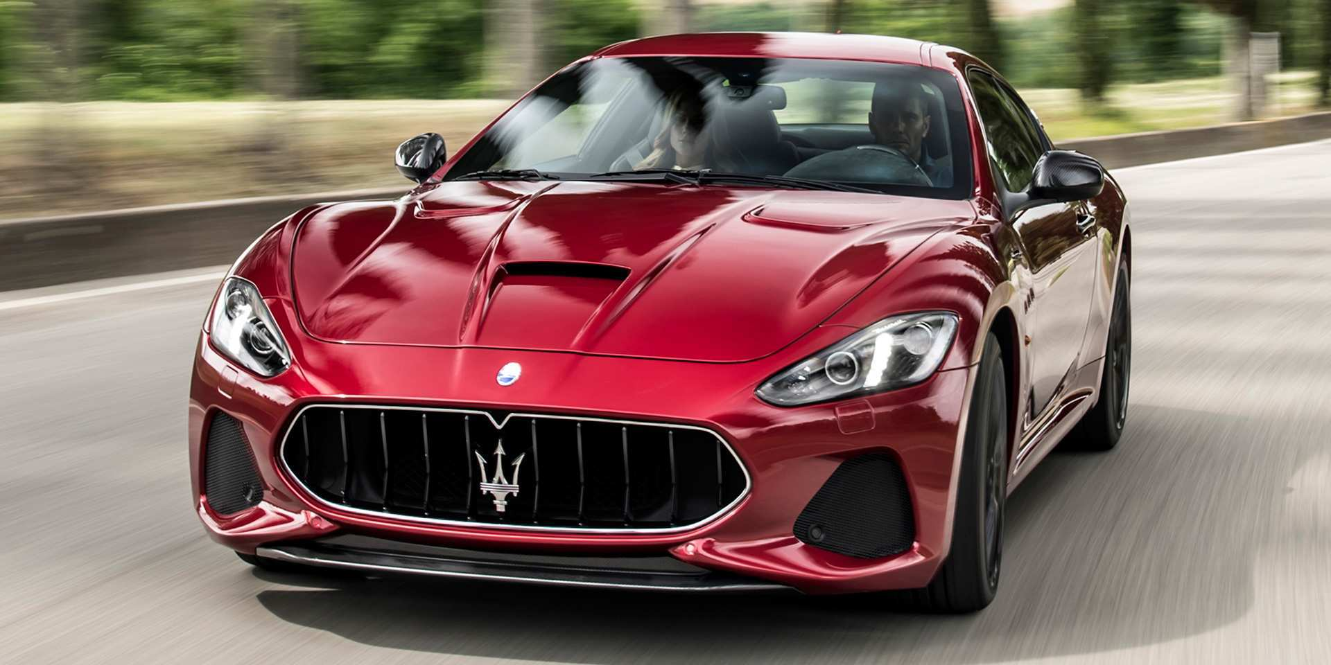 77 The Best 2019 Maserati Gt New Concept