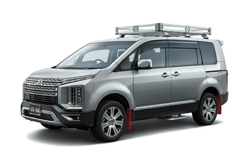 77 The Best 2019 Mitsubishi Delica Pictures