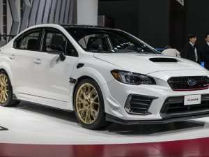 77 The Best 2019 Subaru Hatchback Sti New Concept