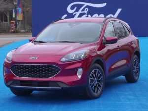 77 The Best 2020 Ford Escape Youtube Spesification