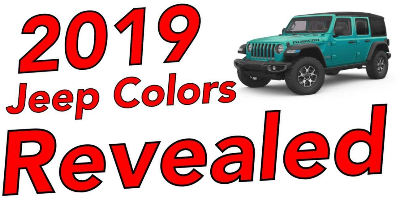 77 The Best 2020 Jeep Wrangler Unlimited Rubicon Colors Review And Release Date