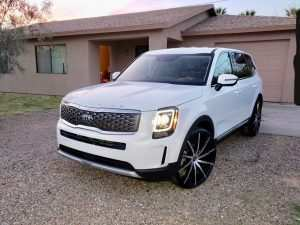 77 The Best 2020 Kia Telluride Bolt Pattern Redesign and Review