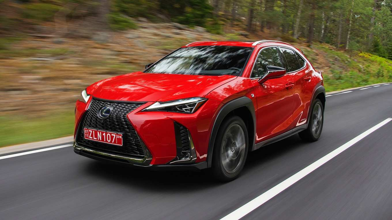 77 The Best 2020 Lexus Ux 250H Review