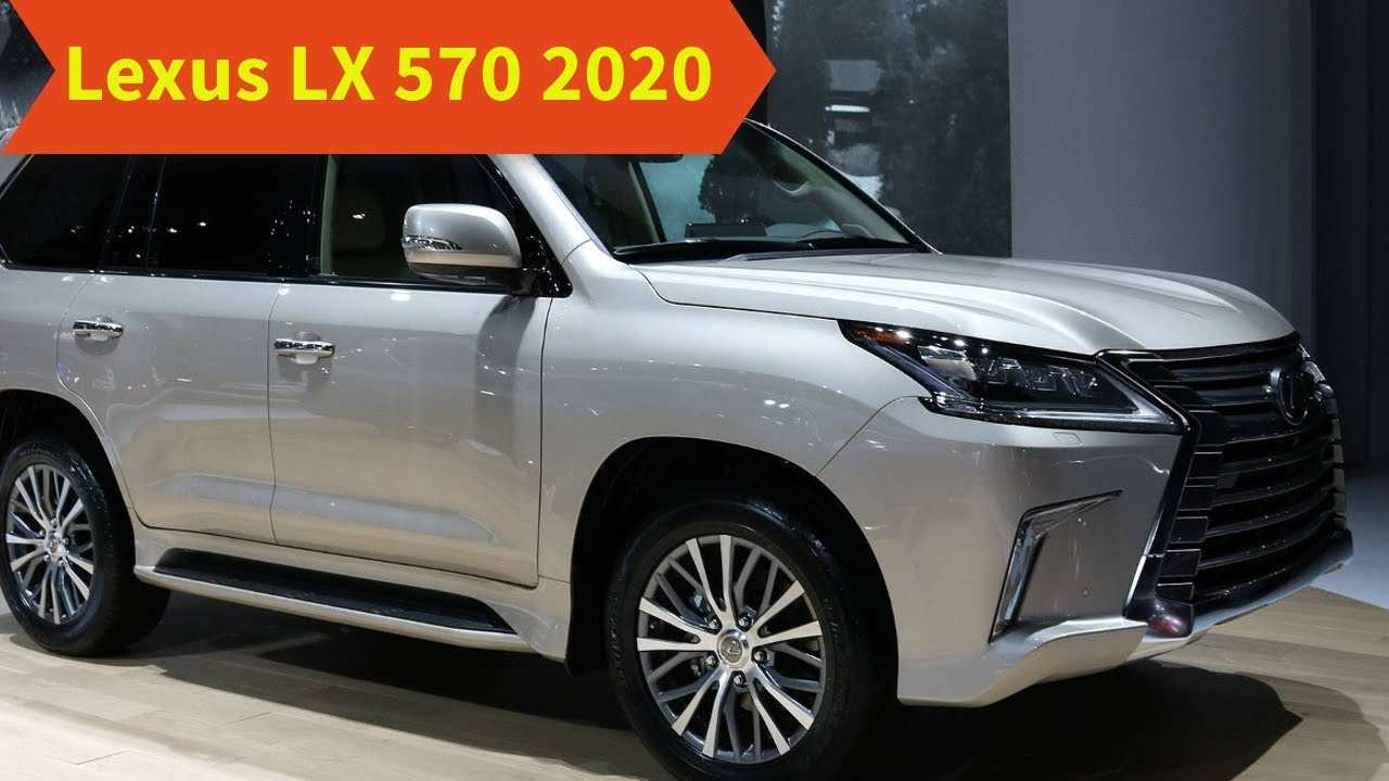 77 The Best Lexus Lx 2020 Speed Test