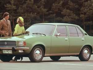 77 The Best Opel Rekord 2020 Price Design and Review