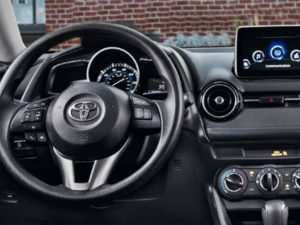 77 The Best Toyota Ia 2019 Concept and Review