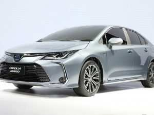 77 The Best Toyota New Shape 2020 Redesign