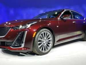 77 The Best Youtube 2020 Cadillac Ct5 New Concept