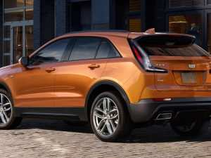 77 The Cadillac Xt4 2020 Overview