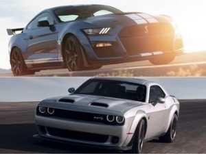 Dodge New Muscle Car 2020