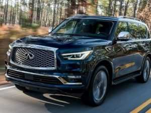 77 The Infiniti Qx80 Redesign 2020 Style