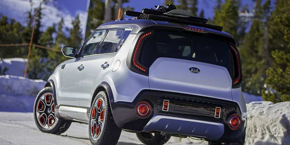 77 The Kia Trailster 2019 Model