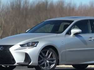 77 The Lexus Isf 2020 Release