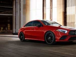 77 The Mercedes A Class 2019 Price New Review